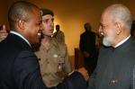 Defesa Civil presta homenagens ao Mestre DeRose